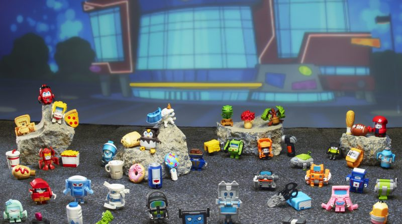 Transformers BotBots All Collections